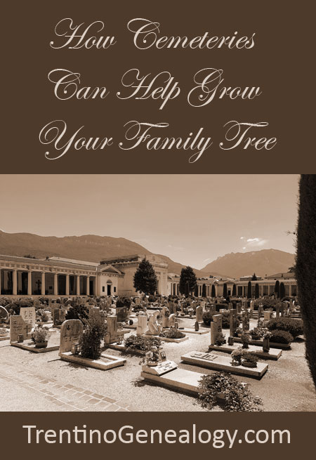 How Cemeteries Can Help Grow Your Family Tree