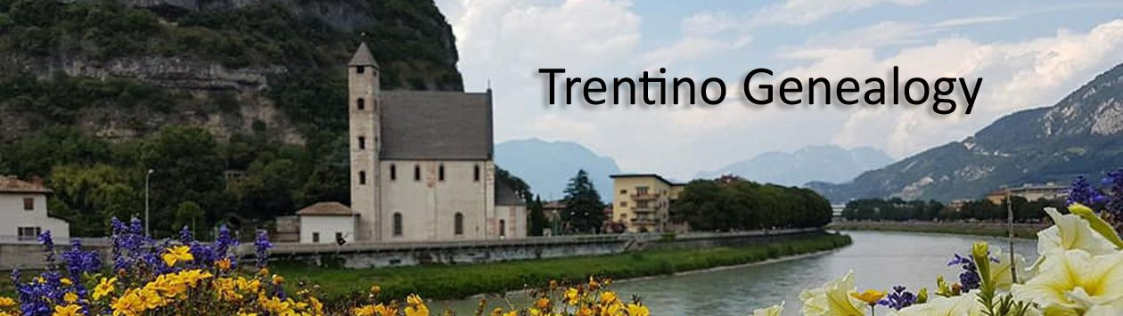 Trentino Genealogy | Family History for Trentini Descendants