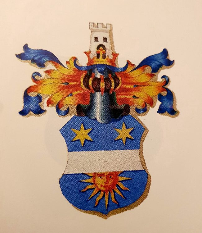 Stemma (coat-of-arms) of Betta del Toldo family